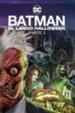 KeyArt: Batman: El largo halloween Parte 2
