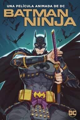 Batman Ninja  - Key Art