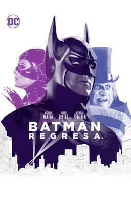 KeyArt: Batman Regresa