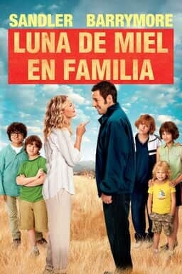 Luna De Miel En Familia - Key Art
