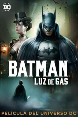 KeyArt: Batman: Luz de gas