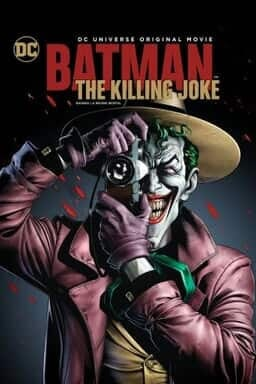 Batman: The Killing Joke - Key Art