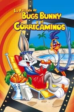 KeyArt: La película de Bugs Bunny y el Correcaminos