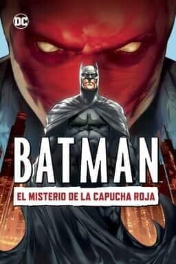 KeyArt: Batman Under The Red Hood