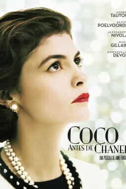 KeyArt: Coco Antes de Chanel