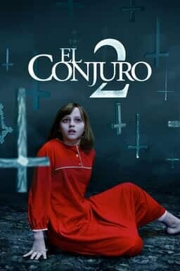 El Conjuro 2  - Key Art
