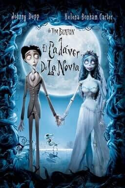 El Cadáver De La Novia - Key Art