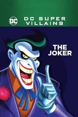 KeyArt: DC Super-Villains: The Joker