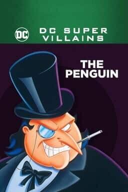 KeyArt: DC Super-Villains: The Penguin