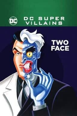 KeyArt: DC Super-Villains: Two Face