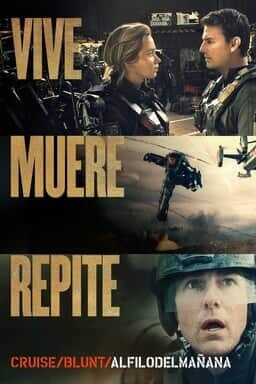 Edge of tomorrow, Emily Blunt, Tom Cruise, Warner Bros.