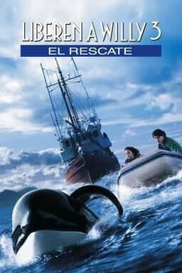 KeyArt: Liberad a Willy 3: El rescate
