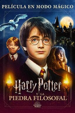 KeyArt: Harry Potter y La Piedra Filosofal