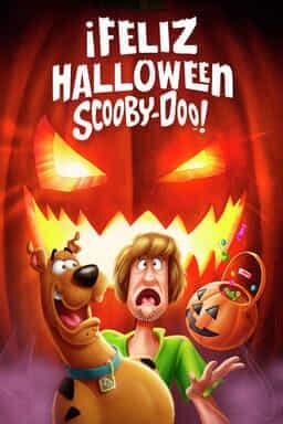 KeyArt: ¡Feliz Halloween Scooby-Doo!
