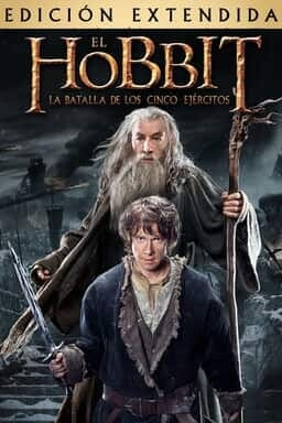 El Hobbit: La Batalla De Los Cinco Ejércitos - Key Art