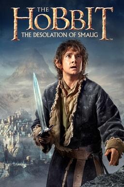 El Hobbit: La Desolación de Smaug - Key Art