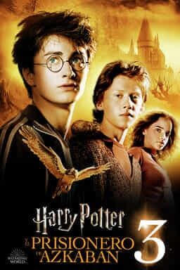 Harry Potter Y El Prisionero De Azkaban - Key Art