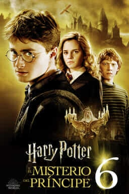 Harry Potter Y El Misterio Del Príncipe - Key Art