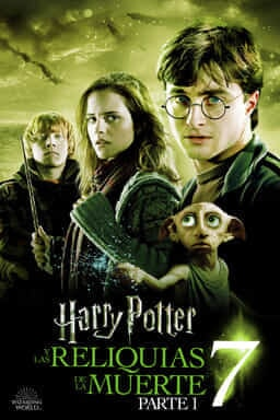 Harry Potter Y Las Reliquias De La Muerte Parte 1 - Key Art