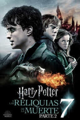 Harry Potter Y Las Reliquias De La Muerte Parte 2 - Key Art
