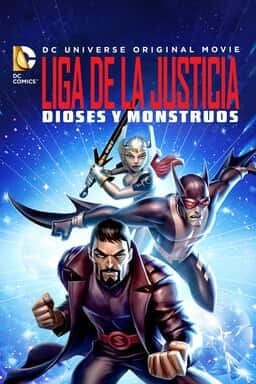 KeyArt: Justice League Gods And Monsters