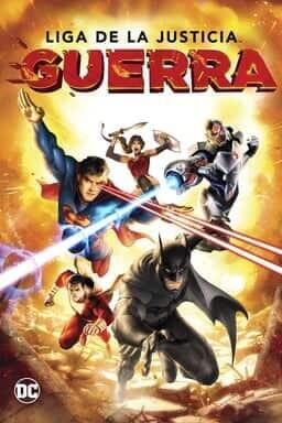 KeyArt: DCU: Justice League: War