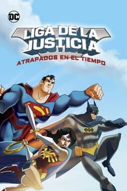 KeyArt: Justice League Adventures: Trapped in Time