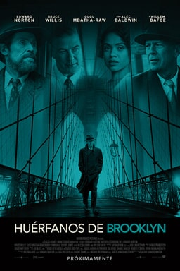 Huérfanos De Brooklyn - Key Art