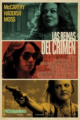 Las Reinas del Crimen - Key Art