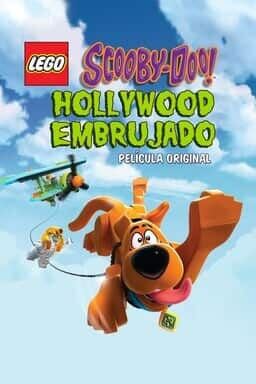 Key art LEGO Scooby-Doo! Hollywood Embrujado