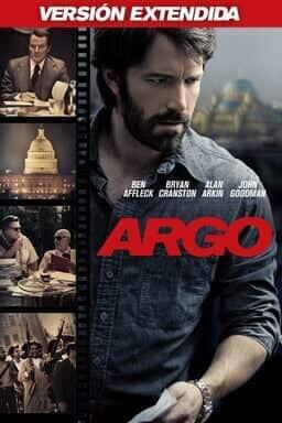 Key art Argo Versión Extendida