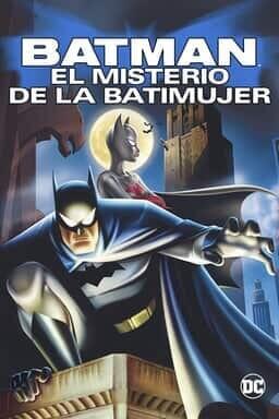 Key Art Batman: El Misterio de la Batimujer