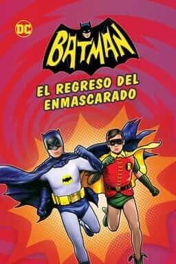 Key art Batman: El Regreso del Enmascarado