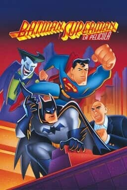 Key art Batman y Superman La Película