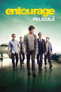 Key art Entourage: La película