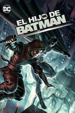 Key Art Hijo de Batman