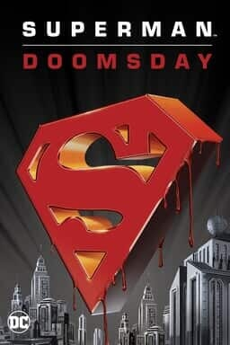 Key art La Muerte de Superman