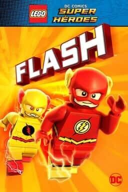 Key art LEGO DC Superhéroes: Flash