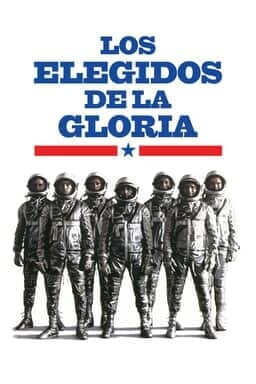 Key art Los elegidos de la gloria