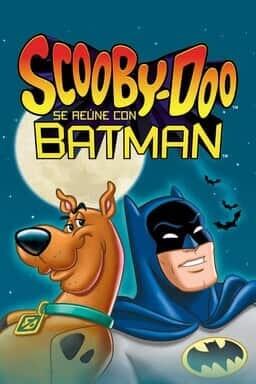 Key art Scooby Doo Se reune con Batman