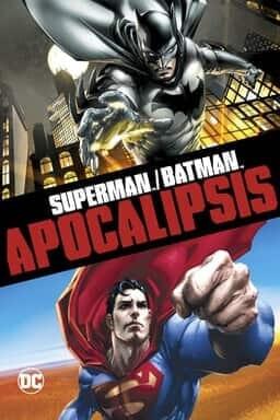 Key Art Superman / Batman: Apocalipsis