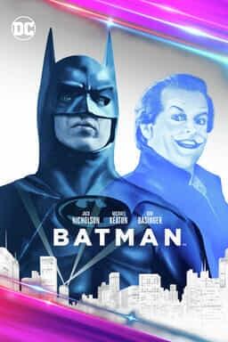 Keyart Batman (1989)