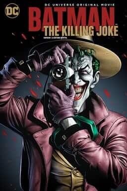 Key art Batman: The Killing Joke