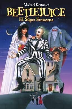 Key Art Beetlejuice