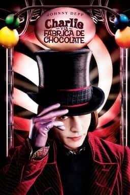Key art Charlie Y La Fábrica De Chocolate