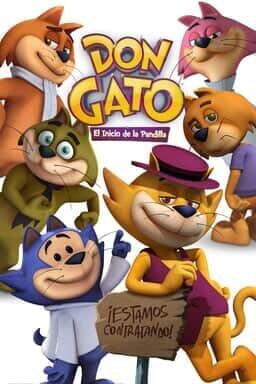 Key art Don Gato: El Inicio de la Pandilla