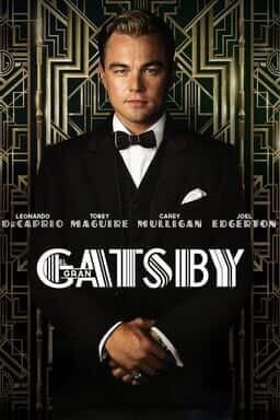 Key art El Gran Gatsby