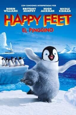 Keyart Happy Feet: El Pingüino