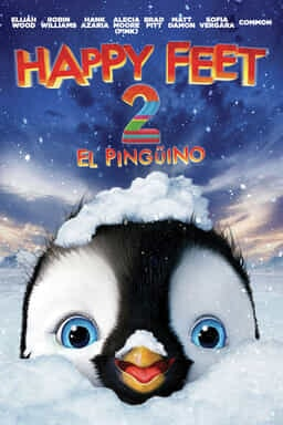 Keyart: Happy Feet 2