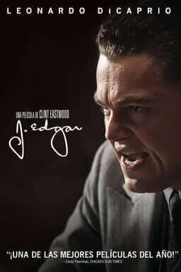 Key art J. Edgar